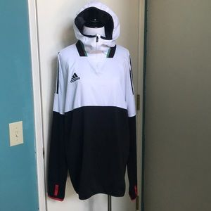 Adidas climalite 1/4 zip pullover